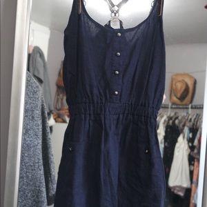 Dresses & Skirts - Navy summer dress